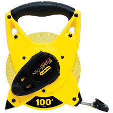 150 Ft In Meters Long U0026 Extra Long Tape Measure Stanley Tools