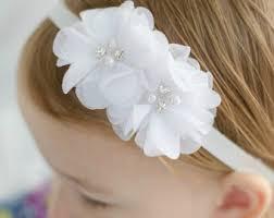 white headband white headband etsy