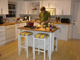 wheels for kitchen island decor stenstorp kitchen island with butcher block top and stools