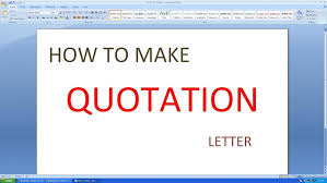 Microsoft Excel Quote Template All Quote Templates Archives Microsoft Excel Quotation Template