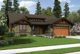 craftsman ranch plans wonderful compact craftsman ranch plan 1169a the pasadena is a
