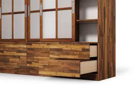 Wohnzimmerschrank Nussbaum Kaufen Nussbaum Massivholz Schrank Bestseller Shop Für Möbel Und