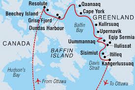 Churchill Canada Map by Canada Tours U0026 Travel Intrepid Travel Au