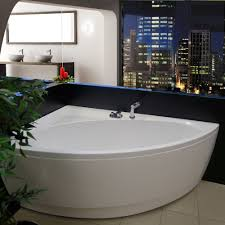 aquatica idea 59 h x 25 25 w freestanding acrylic bathtub