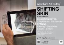 augmented reality tattoo artworks at wyndham art gallery digital