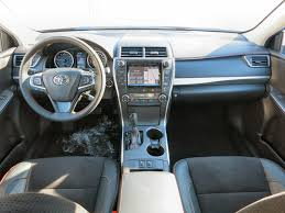 2015 Camry Interior 2015 Toyota Camry Road Test And Review Autobytel Com