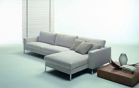 modern sofa bed with chaise charming modern sectional with chaise couches black bonded leather