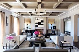 livingroom lights khloé and kourtney kardashian realize their dream houses in