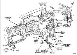 xj dash wiring diagram jeep wiring diagrams instruction