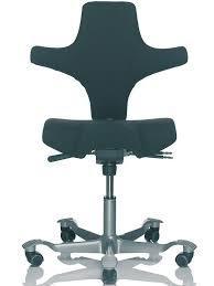 chaise bureau capisco 8106 promo chaise de bureau ergonomique håg avec assise