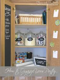 Organizing Your Pantry by How To Organize Your Pantry Clean And Scentsible