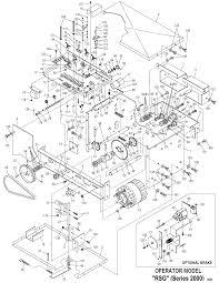 gate opener repair parts for power master rsg slide gate opener parts