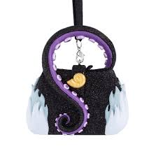 handbag ornament villain ursula