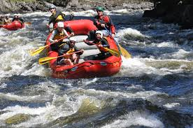 northeast whitewater guide training life of a trainee northeast
