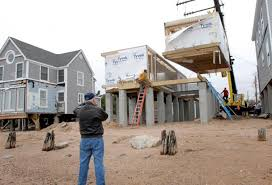 hassle free modular and prefabricated homes in utah utah s guide modular home being installed in pieces