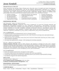 Service Industry Resume Examples by Examples Of Hr Resumes Resume Examples By Industry 10 Best Hr