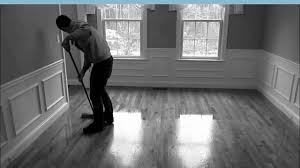 sreening and recoating hardwood floors