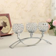 18 off vincigant wedding table centerpiece 3 head candle holder