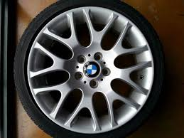 bmw staggered wheels and tires 00 11 bmw oem bbs 197 staggered wheels and tires 18 325i 328i