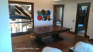dining tables pool tables that convert to dining room tables
