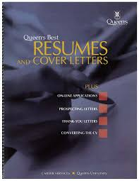 Best Resume Statements by Queen U0027s Best Resumes U0026 Cover Letters Career Services