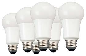 A19 Led Light Bulb by Tcp 60w Equivalent A19 Non Dimmable Led Light Bulb Soft White 6