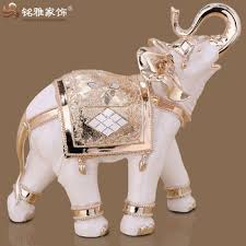 thailand elephant resin crafts home decoration ornaments creative