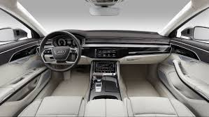 audi dealership interior the new audi a8 luxury sedan is a high tech beast that can drive