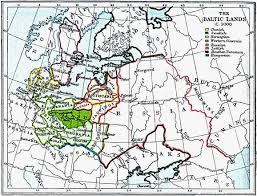 Late Medieval Europe Map by Historical Maps Of Scandinavia
