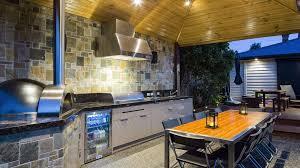 Outdoor Kitchen Designs Melbourne The Brighton Outdoor Kitchen Akl Kitchens Akl Designer