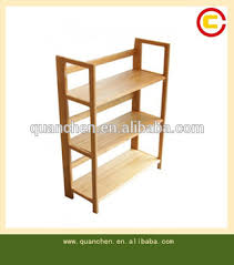 Iron Folding Bookcase 3 Tier Bamboo Stackable Folding Bookcase Buy Cheap Bookcases