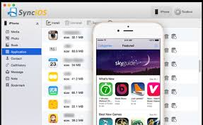 download free full version apps iphone 4 syncios iphone ipad ipod manager for mac transfer app music video