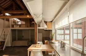 tiny prison like apartment beijing reborn light filled oeu chao tiny homes home renovation bejing architecture