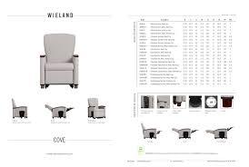cove patient recliner wieland pdf catalogue technical