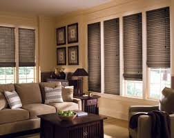 home decoration elegant bamboo shades for modern living room