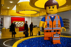 how lego plans to the chinese market