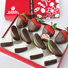edible arrangement chocolate covered strawberries chocolate dipped assorted fruit box edible arrangements