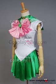 sailor moon sailor jupiter kino makoto cosplay costume