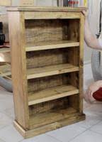 Free Wood Bookshelf Plans by Bookcases Bookshelves At Woodworkersworkshop Com