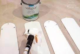how to paint a ceiling fan update your ceiling fan with paint pretty handy