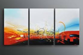Aliexpresscom  Buy Oil Painting On Canvas Modern Abstract - Dining room paintings