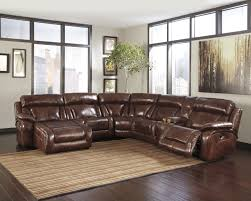 Flexsteel Leather Sofa Recliners Chairs U0026 Sofa Modern Leather Sectional Sofa With