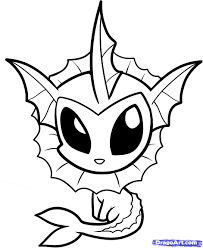 vaporeon coloring pages bulbasaur emon colouring pages inside