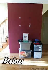 Diy Entryway Diy Entryway Feature Wall Makeover Hometalk