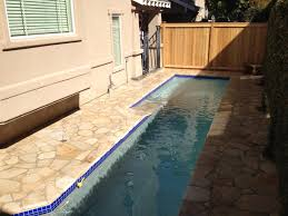 small plunge pools tags small backyard pools bench seat with