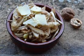 cuisiner du fenouil frais salade de fenouil à l huile de noix les tartelettes d amandine