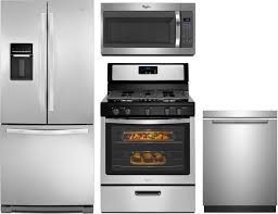 Stainless Steel Kitchen Appliance Package Deals - brilliant whirlpool kitchen appliance packages whirlpool kitchen appliance package designs jpg