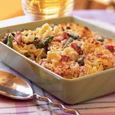 asparagus and ham casserole recipe myrecipes