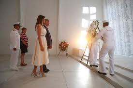 memorial phlets sles the visits hawaii s uss arizona memorial nation