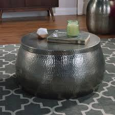 cala hammered coffee table fresh cala hammered coffee table brickrooms interior design